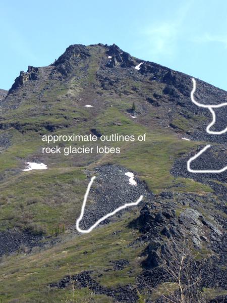 rockglacier-lobes